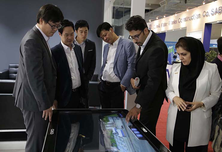 Cavac 55 inch Touch table